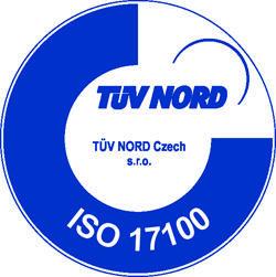 EN 17100 logo