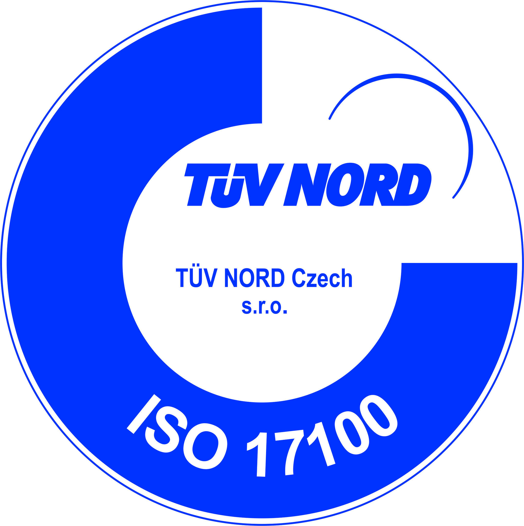 WE ARE ISO 17100 CERTIFIED